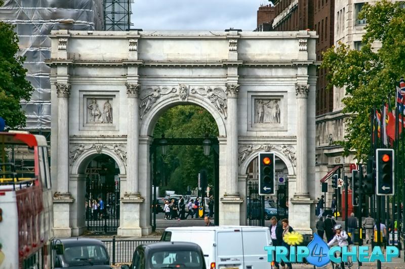 Marble Arch-Londyn