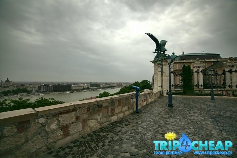 Wzgórze zamkowe-Budapeszt