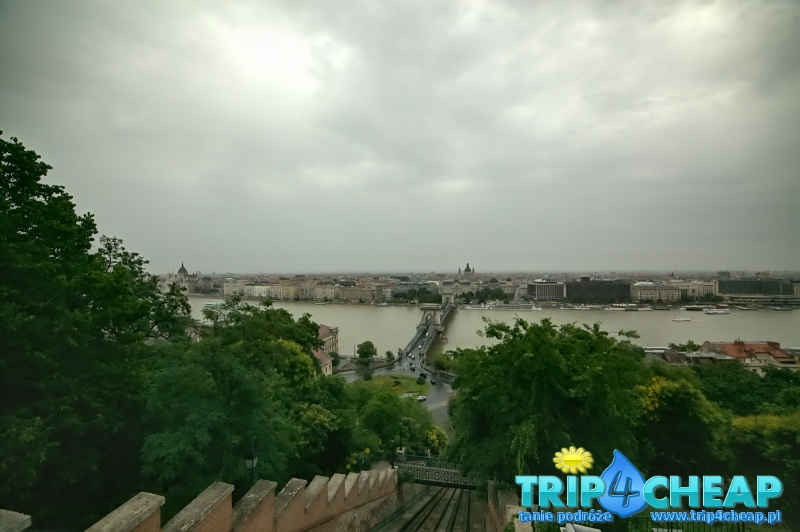 Wzgórze zamkowe w Budapeszcie