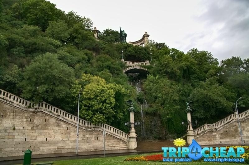 Wzgórze Gellerta-Budapeszt