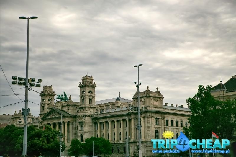 Budapeszt na Węgrzech