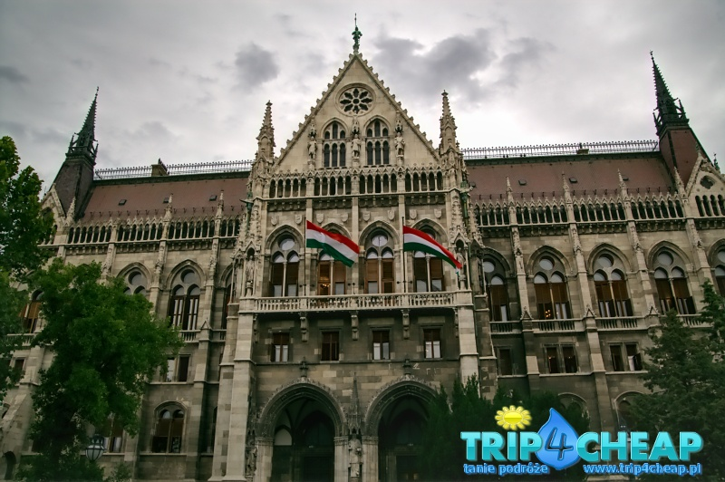 Budapeszt-Parlament