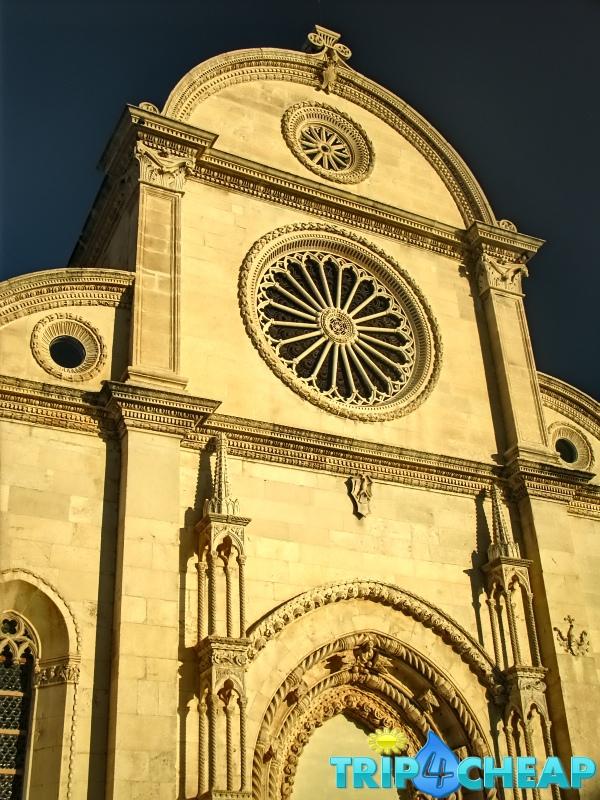 Katedra św. Jakuba-Sibernik-Chorwacja