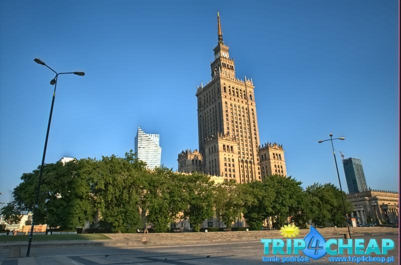 Palac Kultury i Nauki-Warszawa