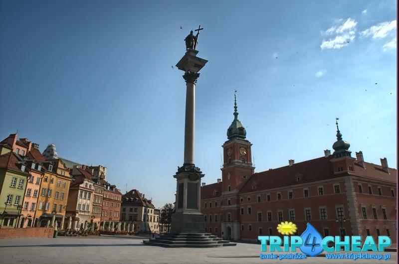 Plac zamkowy-Warszawa