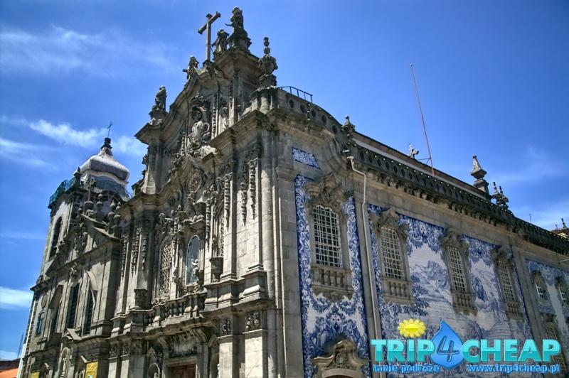 Porto-Igreja das Carmelitas-Portugalia