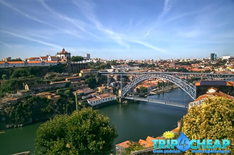 widok na most-Porto