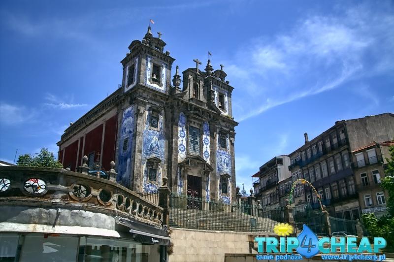 Santo Ildefonso-Porto
