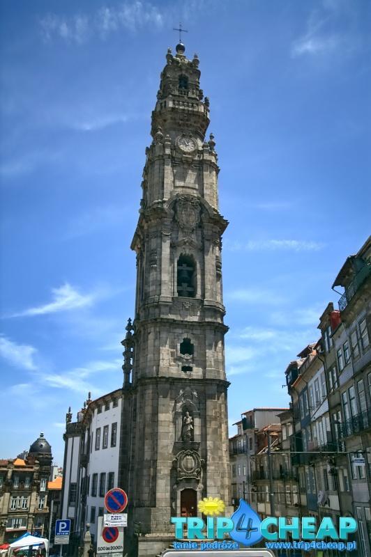 Porto-Igreja e Torre dos Clerigos