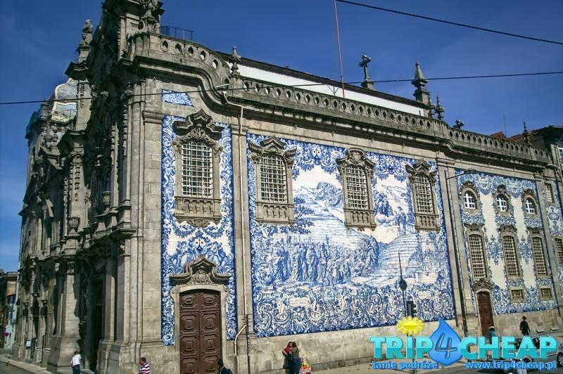 Porto-Igreja das Carmelitas