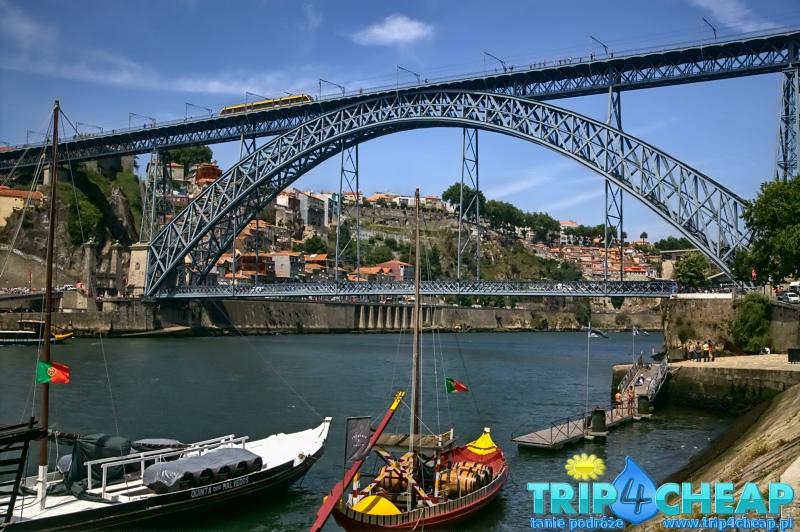 Ponte Dom Luis I-Porto