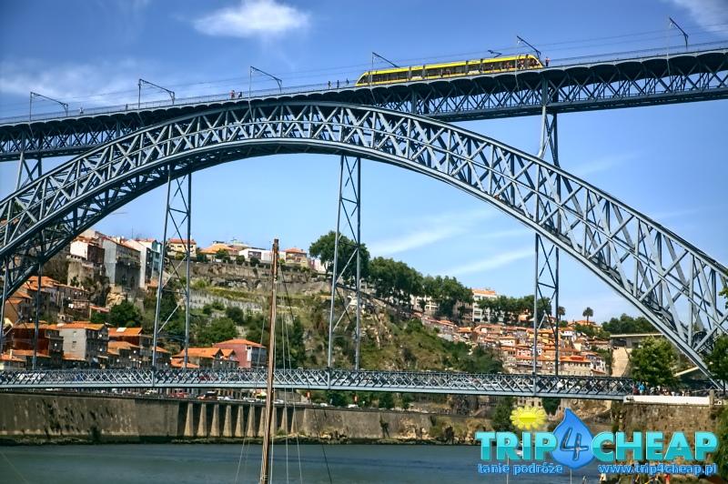 Most Ponte Dom Luis I-Porto