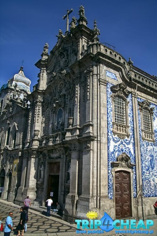Igreja das Carmelitas-Porto