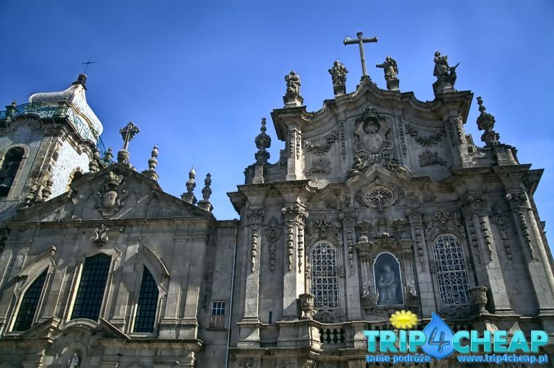 Igreja das Carmelitas-Porto, Portugalia