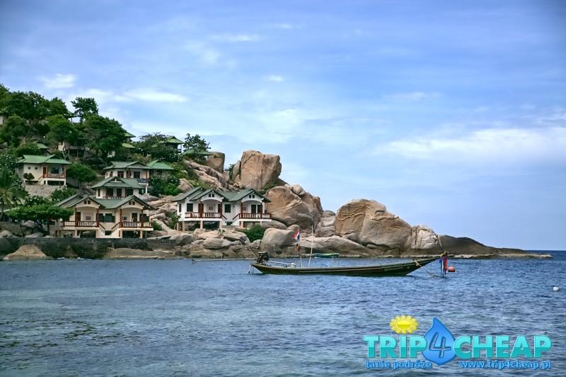 Koh Tao-Tanote Bay, Tajlandia