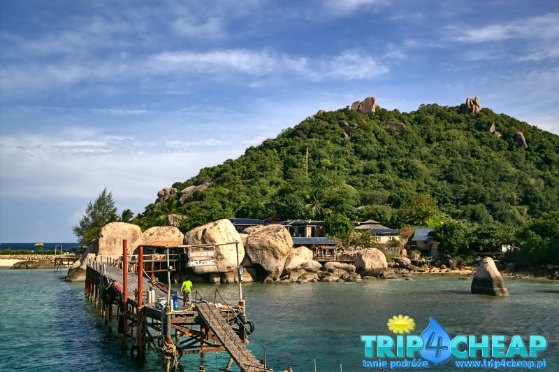 Koh Nang Yuan-Tajlandia