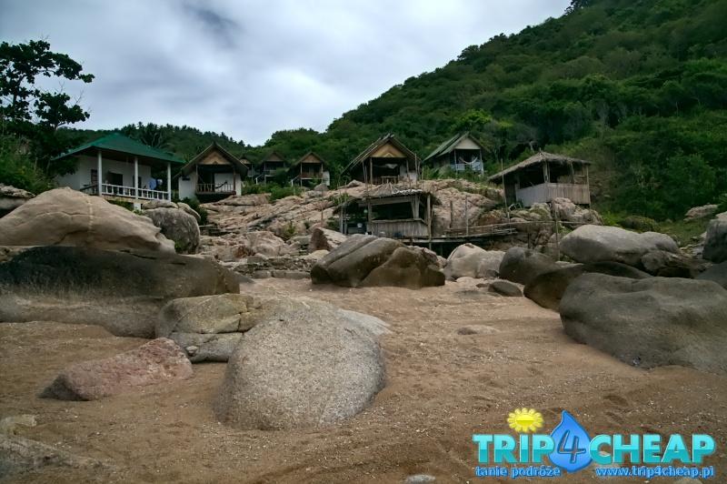 Lang Khaai Bay na Koh Tao, Tajlandia