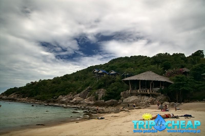 Ao Leuk na Koh Tao-Tajlandia