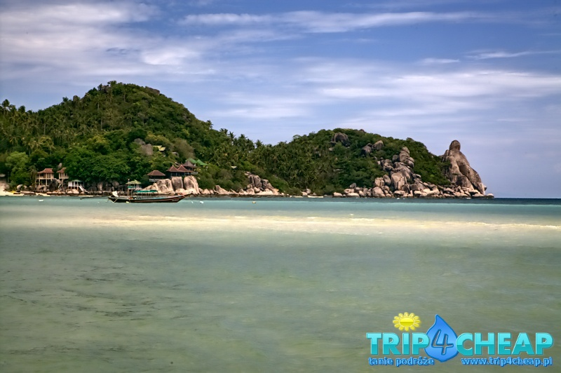 Tajlandia, Chalok Baan Kao na Koh Tao