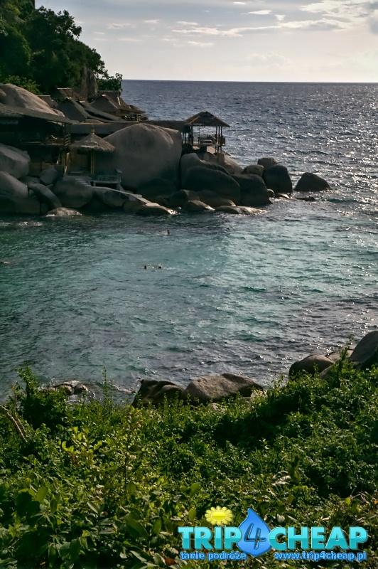 Janson Bay na Koh Tao
