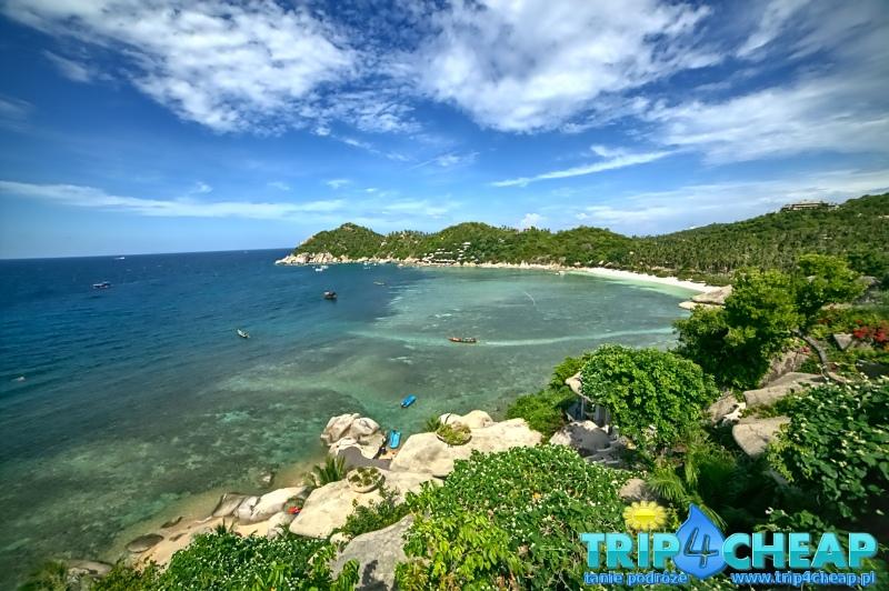 Thian Og Bay-Koh Tao, Tajlandia