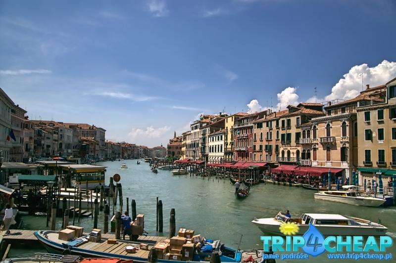 kanał Grande w Wenecji
