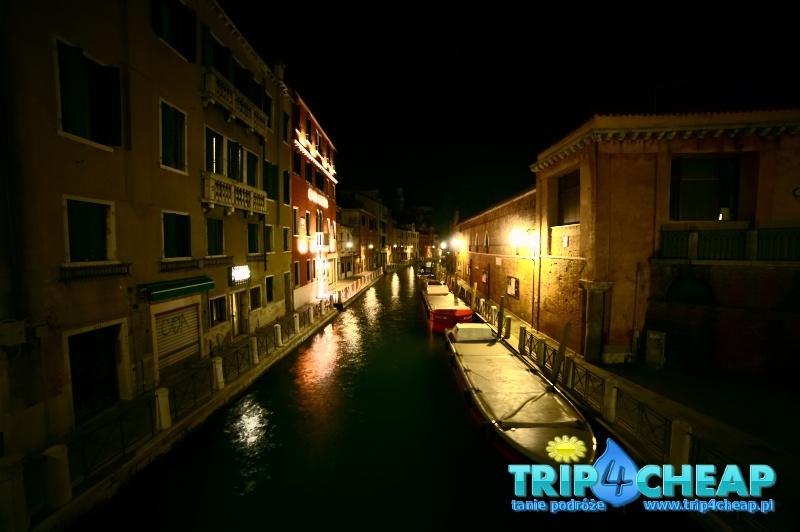 Noc w Wenecji, Włochy
