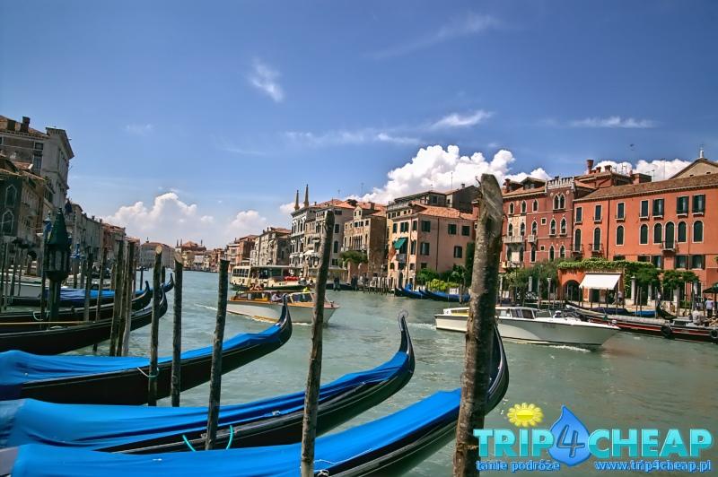 Wenecja-Kanał Grande