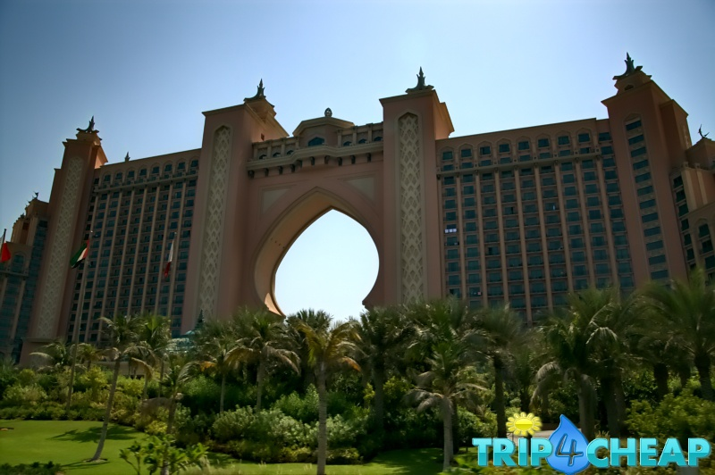 Hotel Atlantis The Palm-Dubaj